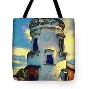 Corbiere Lighthouse Tote Bag