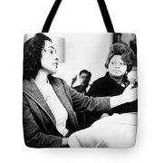 Coretta Scott King (1927-2006) Tote Bag