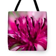 Corny Flower Tote Bag