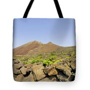 Corona Volcano On Lanzarote Tote Bag