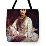Cosima Wagner (1837-1930) Tote Bag