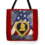 Cost Of Freedom Tote Bag
