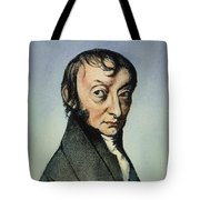 Count Amedeo Avogadro (1776-1856) Tote Bag