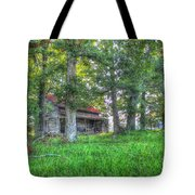 Country Quiet Tote Bag