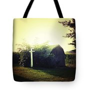 Country Warmth Tote Bag