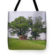 Cozy Shack  Tote Bag