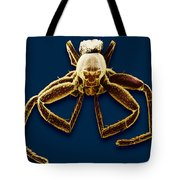 Crab Spider Tote Bag