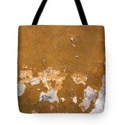 Cracked Stucco - Grunge Background Tote Bag