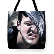 Crazy About Garbage Tote Bag