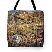 Creperie Restaurant Carcassonne Dsc01697 Tote Bag