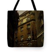 Crime Alley Tote Bag