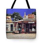 Crossroads Store Bar Juke Joint And Gas Station Fsa Marion Post Wolcott Melrose Louisiana Tote Bag