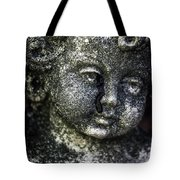 Crying Blood Tote Bag