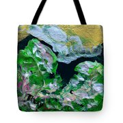 Crystal Reef Tote Bag