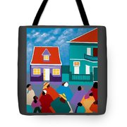 Curacao Dreams II Tote Bag