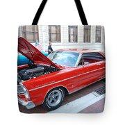 Custom Ford Tote Bag