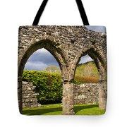 Cymer Abbey Snowdonia Tote Bag