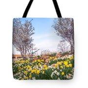 Daffodil Hill Tote Bag