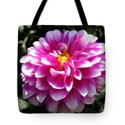 Dahlia Named Brian Ray Tote Bag