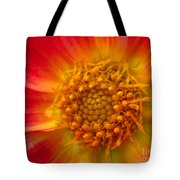 Dahlia Named Brian's Sun Tote Bag
