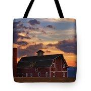 Danny's Barn Tote Bag