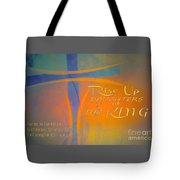 Daughters Of The King Tote Bag