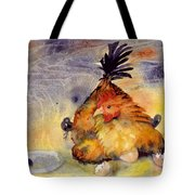 Day Old Chicks Tote Bag