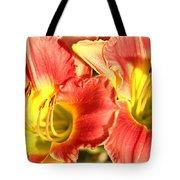 Daylily Tote Bag