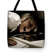 Deadly Duplications Tote Bag