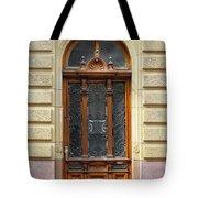 Decorative Door Tote Bag