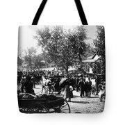 Denver: Healer, 1895 Tote Bag