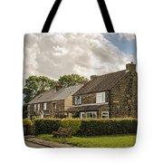 Derbyshire Cottages Tote Bag