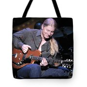 Guitarist Derek Trucks Tote Bag