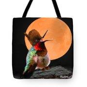 Teen Hummerwolf Tote Bag