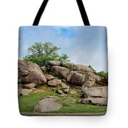Devil's Den Pan Tote Bag