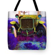Diamond T Touring Car C.1911 Ghost Town South Pass City Wyoming 1971-2009 Tote Bag