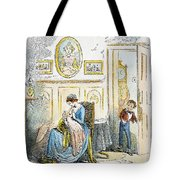 Dickens: David Copperfield Tote Bag