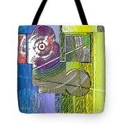 Digital Design 580 Tote Bag