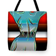 Digital Nude  Tote Bag