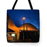 Dino Night Tote Bag