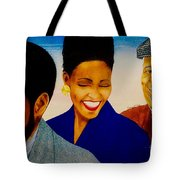 Dizzy And Friends Tote Bag
