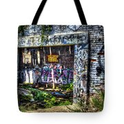 Address Unknown Tote Bag