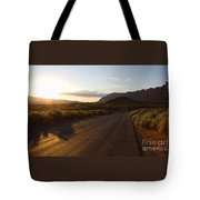 Doesn't Matter Where It Goes Tote Bag