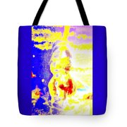 when you wish upon a dog star I wonder who you really are  Tote Bag