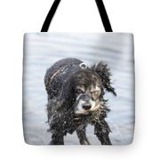 Dog Shake Tote Bag