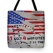 1 Dollar For Four Minutes Sign Telephone American Flag Eloy Arizona 2005 Tote Bag