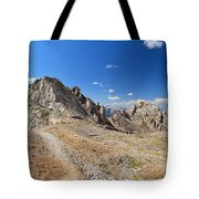 Dolomites - Costabella Ridge Tote Bag