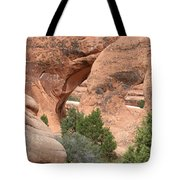 Double O Arch Tote Bag