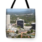 Downtown Greenville Tote Bag