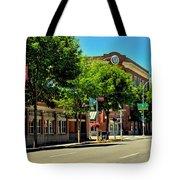 Downtown Pullman Washington Tote Bag